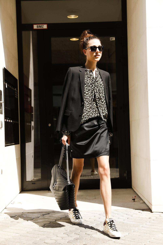 """#GIRLBOSS - """"Kleide Dich stets für die Position die Du willst – nicht für die, die Du schon hast."""" Giorgio Armani"""