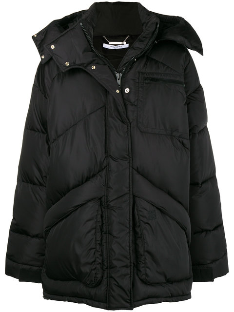 GIVENCHY<br>Oversized padded coat