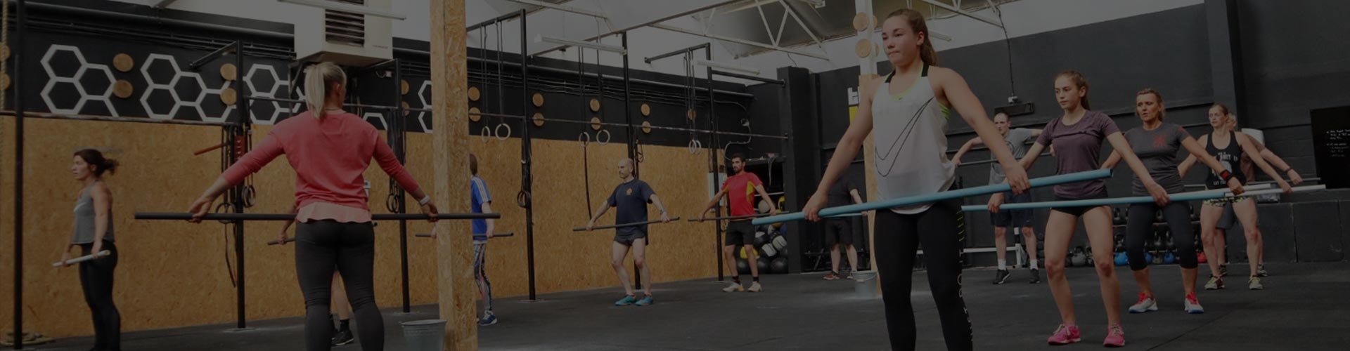 crossfit foundations course