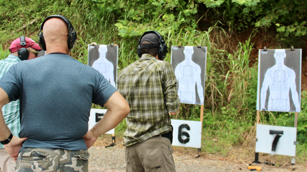 If you own firearms, you should probably invest in professional training.