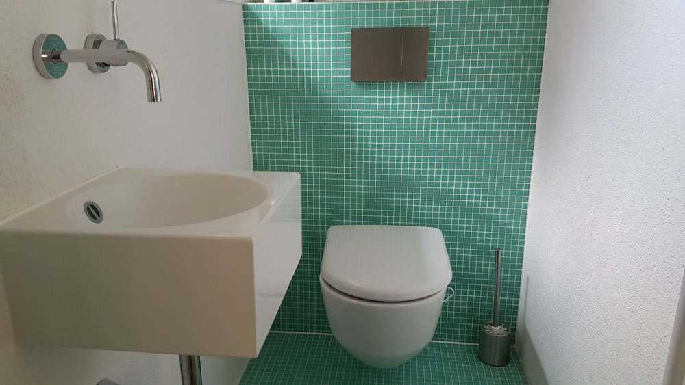 WC Bad installation Burgdorf