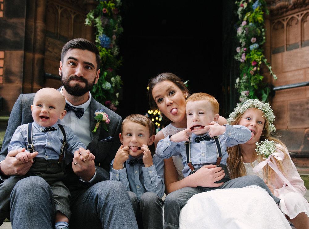 Josh & Fiona's Liverpool Wedding