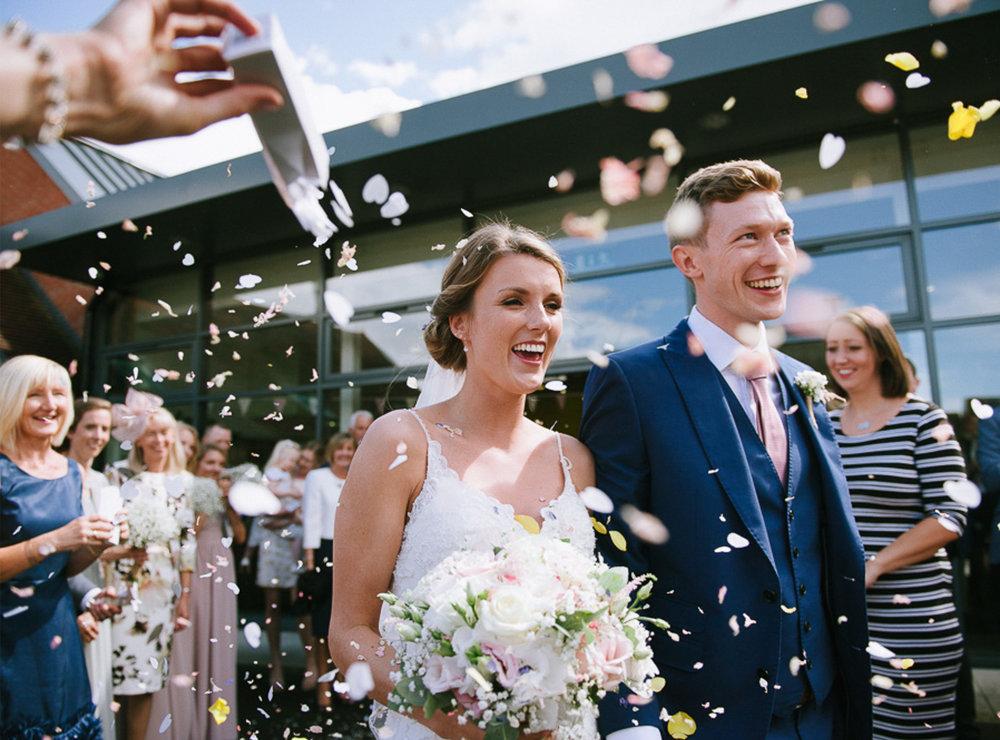 Craig and Katherine's Wedding, Sutton Coldfield