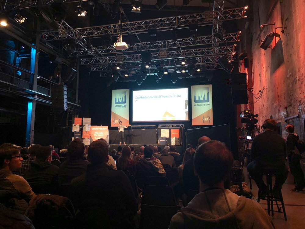 CODEMOTION BERLIN - Fantastic Data and Where to Find Them: The Importance of Knowing What (and Who) Is MissingBerlin, Germany. November 2018ConferenceSlides w/o Notes[ml, data, bias, tech]