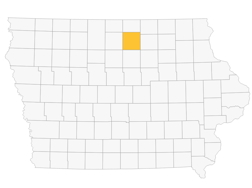 CERRO GORDO COUNTY