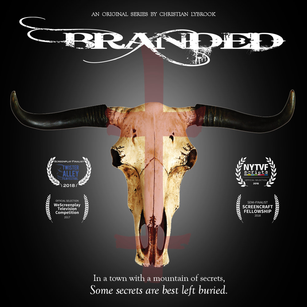 BRANDED - A WESTERN CRIME DRAMA (SERIES)