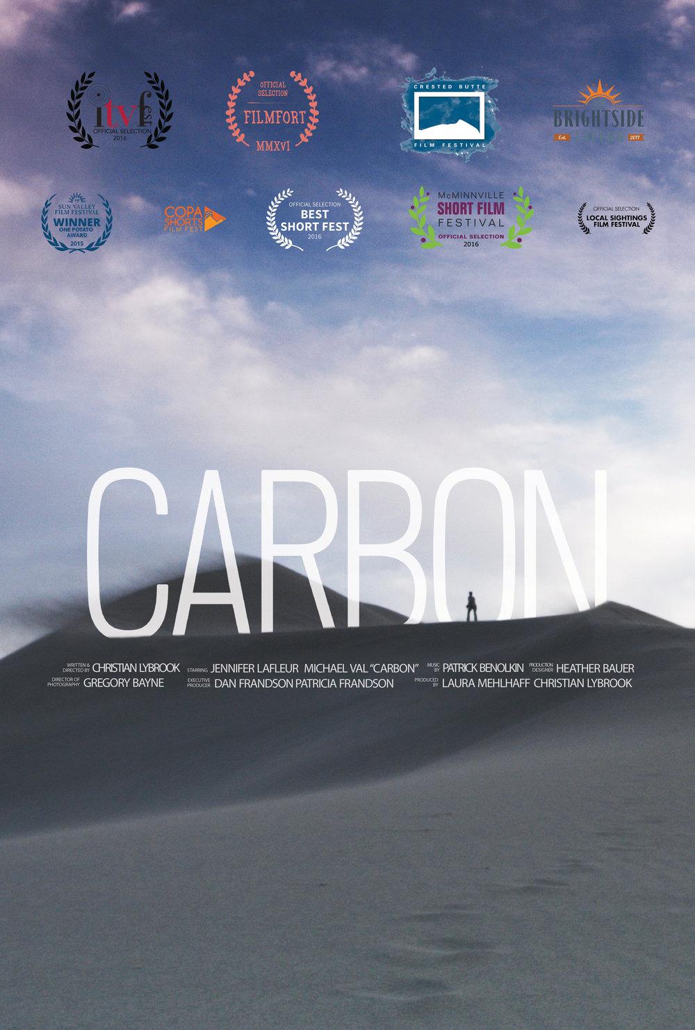 CARBON - SCI-FI WESTERN (SHORT)