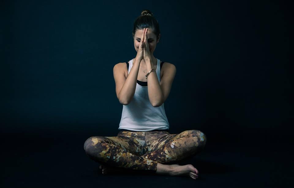 08.02.2016. Vom ersten Yogaprojekt Fotoshooting.
