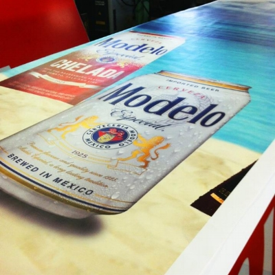 LARGE SCALE PRINTINGWALL WRAPS TO BANNERS - We print anything from banners for a party or sports team,wall wraps and murals, to menu boards and posters.We suggest large sale prints for a quick turn around time.