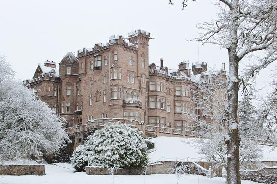 Skibo Castle, The Carnegie Club, Scotland.jpg