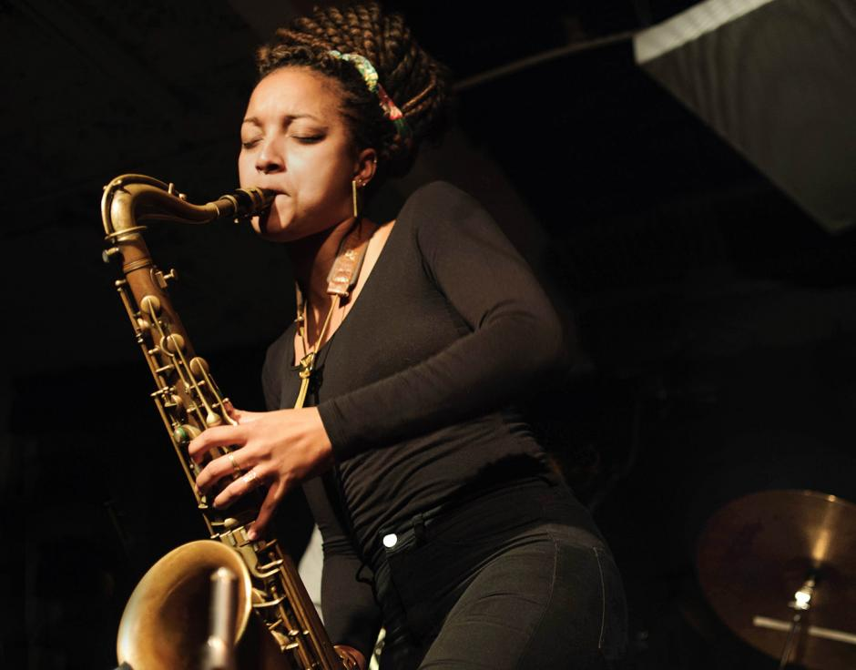 The wire  - London based saxophonist, composer and bandleader Nubya Garcia returns with a new EP When We Are