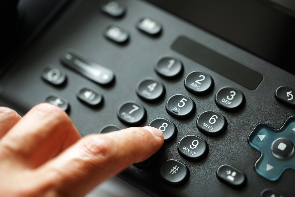 MGW offers a variety of landline and VOIP telephone services