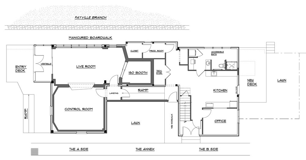288 Old Mill Road plan 1st flr updated with studio layout for website revised 8-14-18.jpg