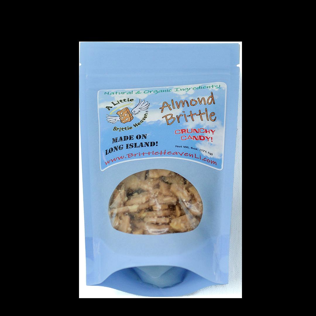 6 OZ Almond Brittle