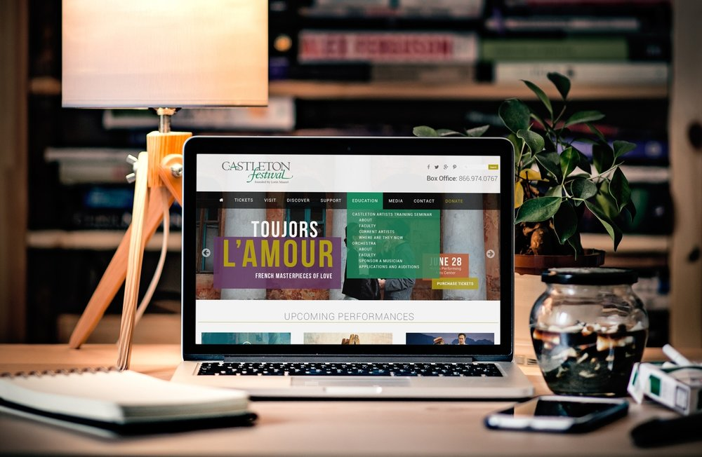 It's imperative to ensure your online presence represents your look, tone and feel, but most importantly, has what your customer expects and needs.