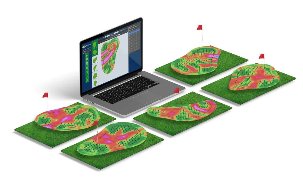 Hole location and pin sheet automation software