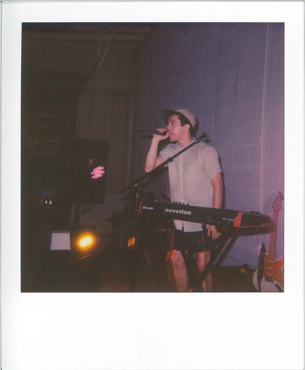 So Much Light, polaroid by Adam Murphy @ nonecktie.tumblr.com