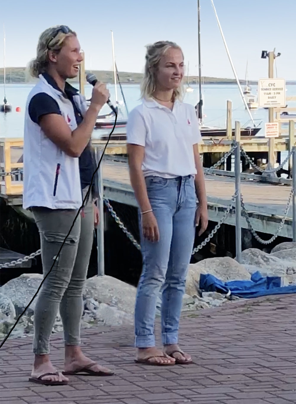 Chester Yaght Club Junior Sailing Fundraiser – 'Keep Sparking Olympic Dreams' speech (July 2018)