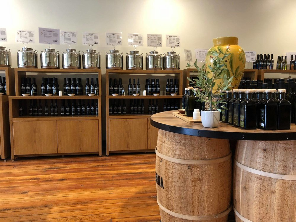 Premium EVOO Olive Oil & Aged Balsamic Vinegar