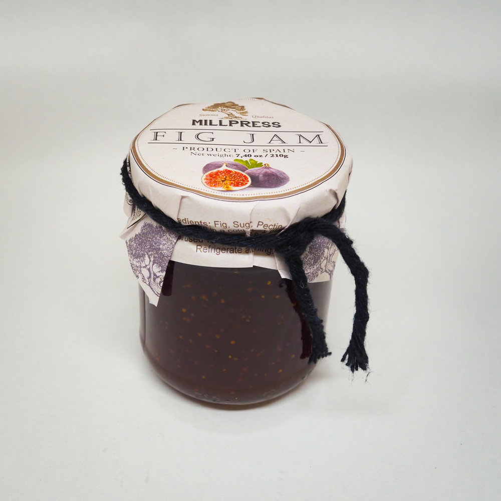 Fig Jam - Product Of Spain