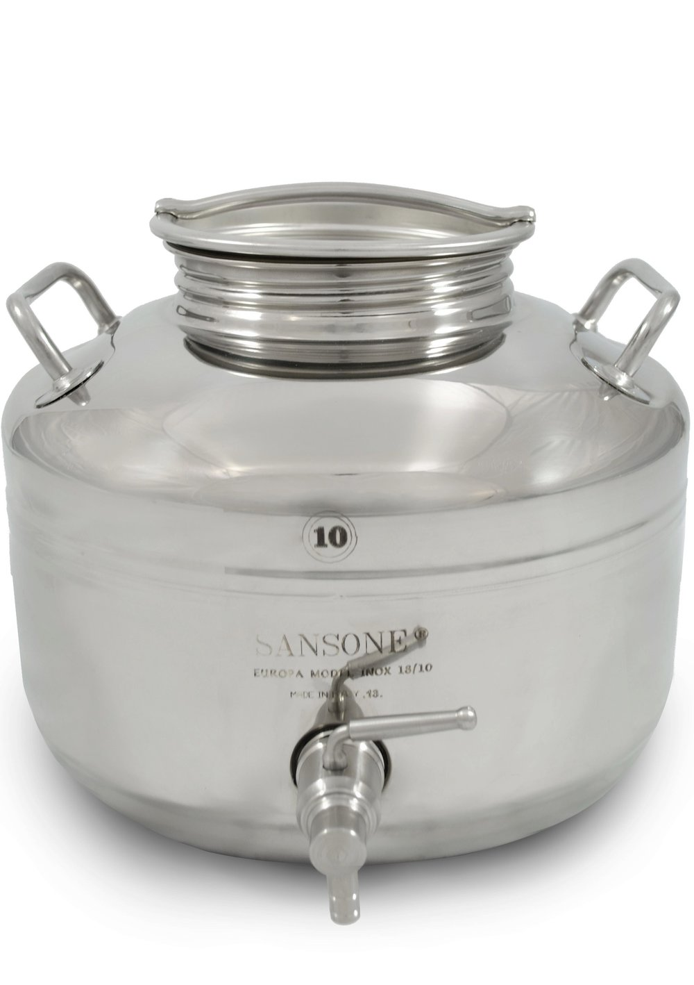 10 Leiter Fusti - FOR THE OLIVE OIL OR VINEGAR LOVER FANTIC. THIS  10 LITER FUSTI WILL KEEP YOU STOCKED YEAR ROUND.