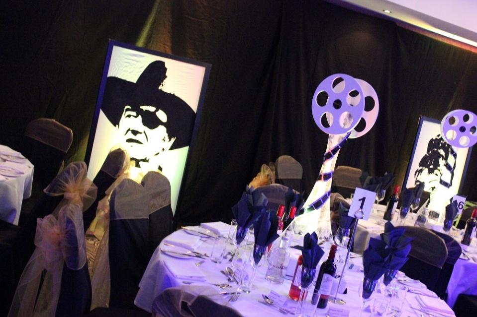 Films Reels at MacDonald Crutherland