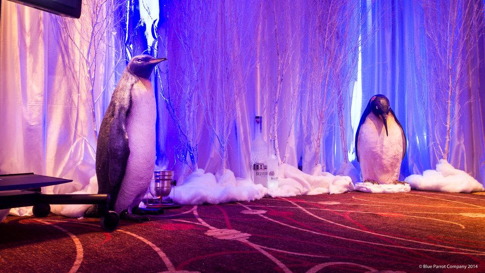 Penguin props