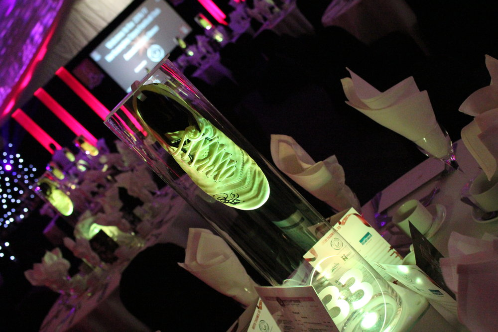 Football Boot Table Centre