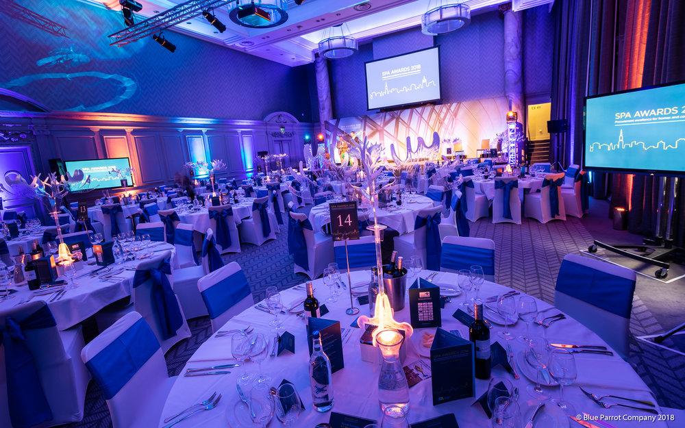 Antler Table Centre Scotland