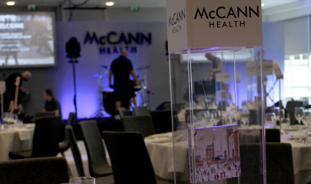 McCann Health Branded Case
