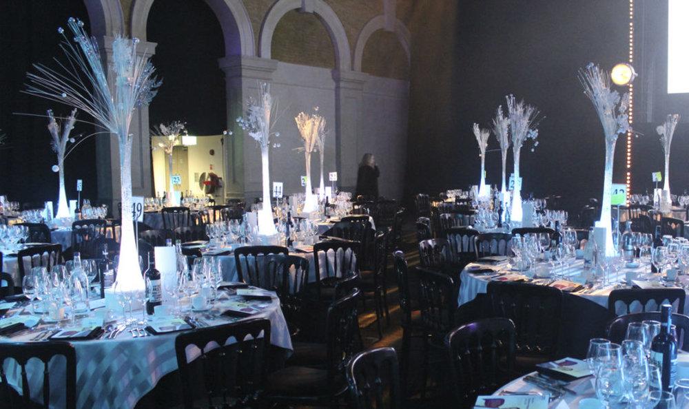 Snowball Vase Centres