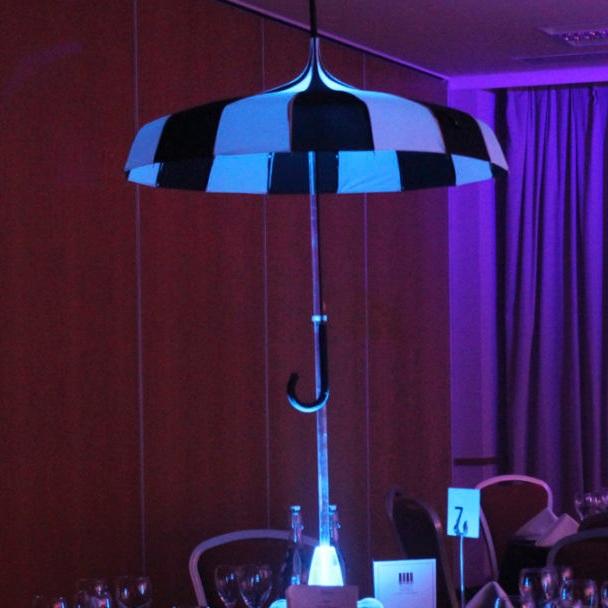 Dream Circus Umbrella Table Centre