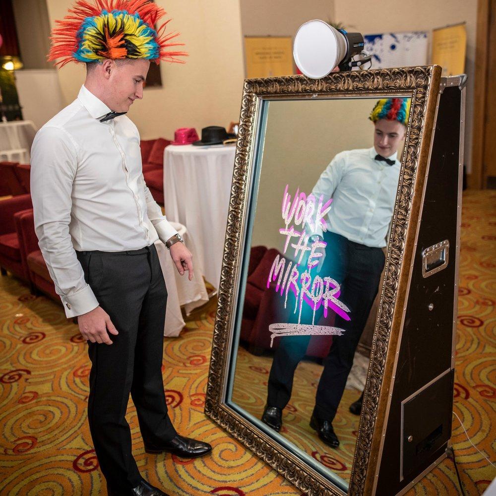 Photo Mirrors -