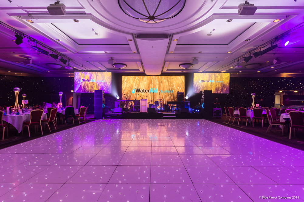 Dancefloors for hire Scotland