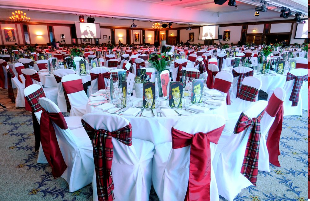 Linen hire Scotland
