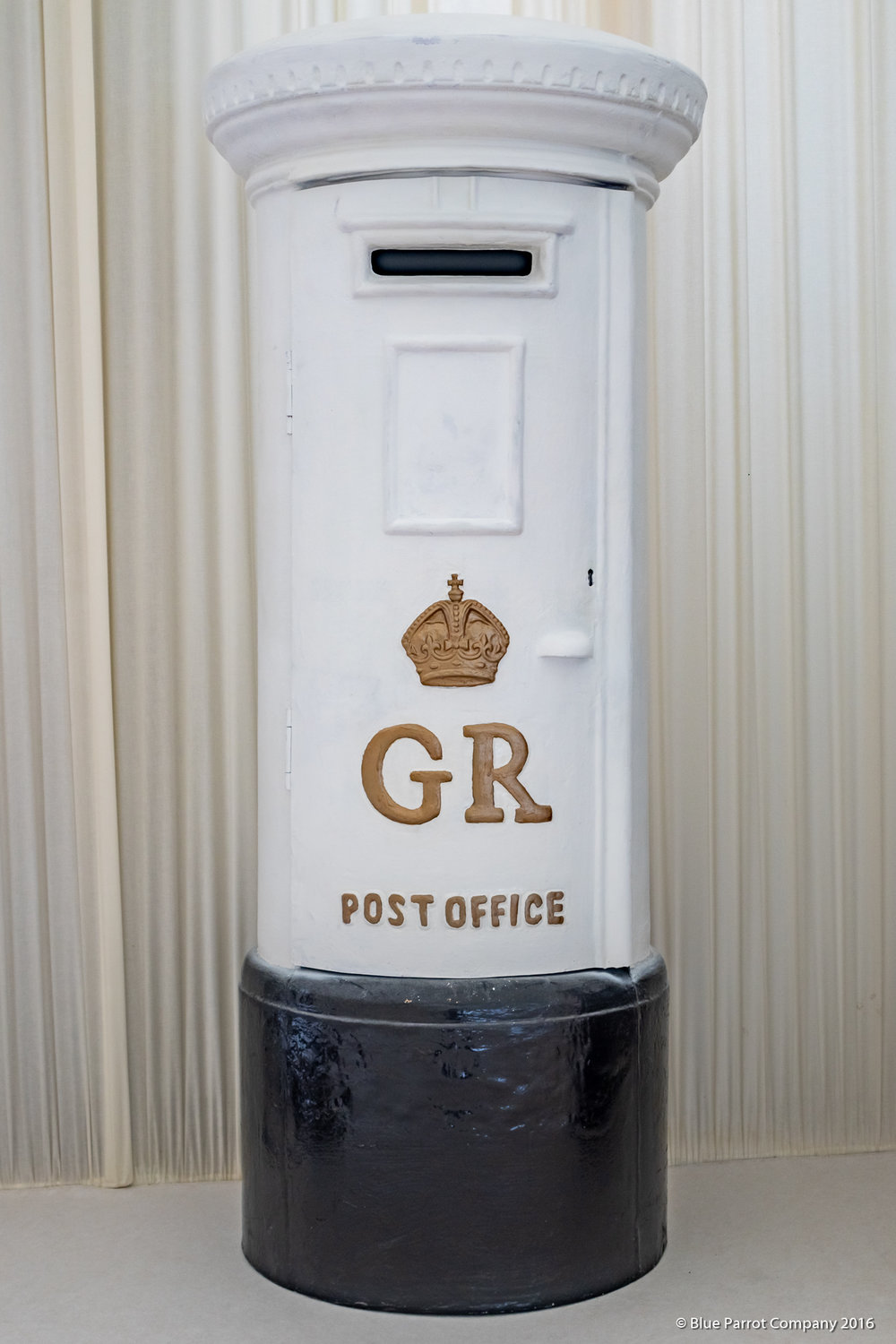 Wedding/gift postbox for hire Scotland