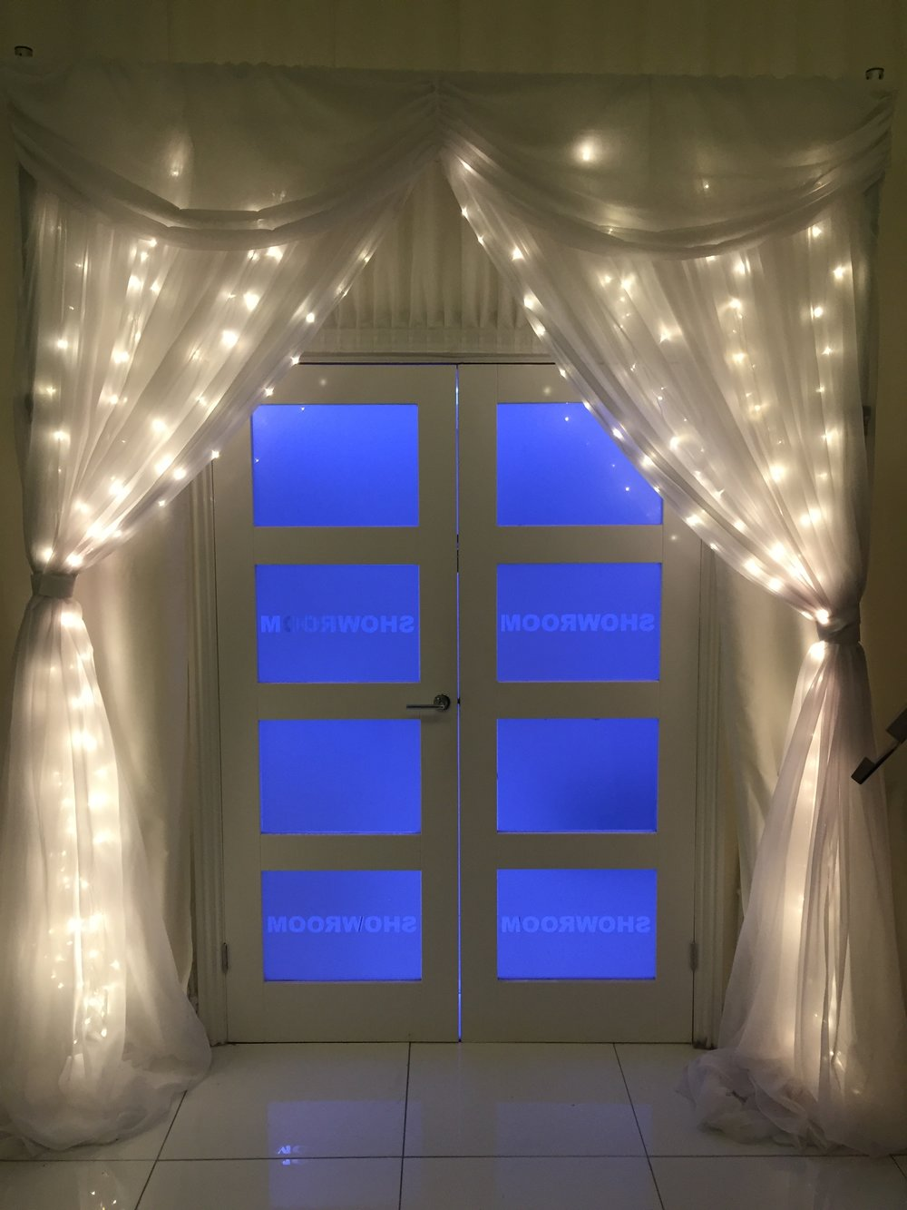 LED Arch Front