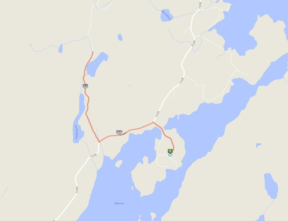 Olympisk - 10 km (2 runder á 5 km)