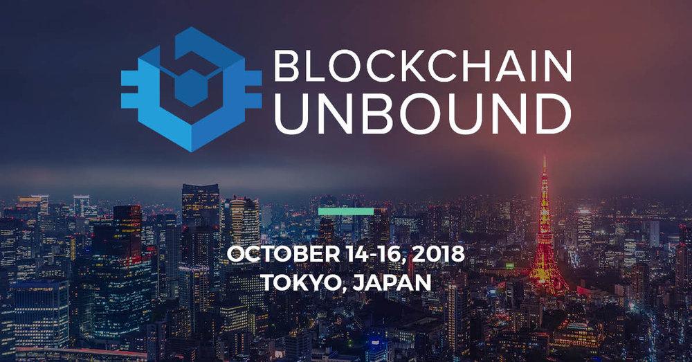 About — Blockchain Unbound: Tokyo