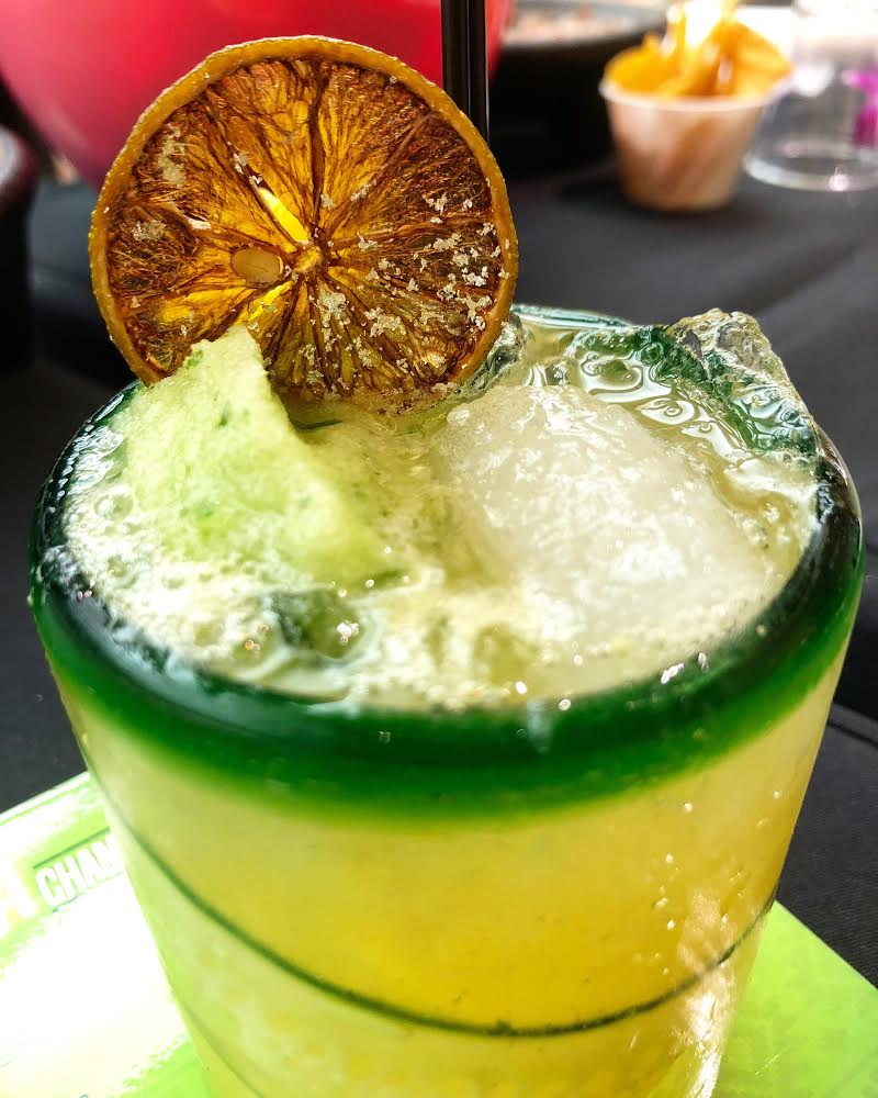 Photo by: Fat Tucson - Hielo Verde Margarita