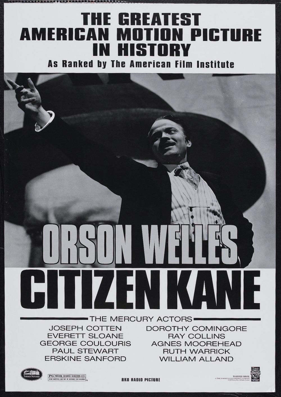 CITIZEN-font-b-KANE-b-font-font-b-Movie-b-font-Poster-RARE-1941-Orson-Welles