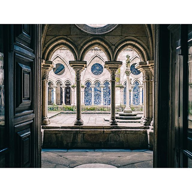 Feels a bit like Hogwarts...🔮 Did you know that J.K Rowling lived in Porto for 2 years?