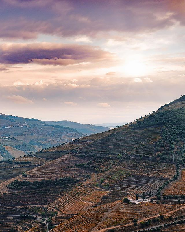 The Beautiful Douro Valley, Portugal.