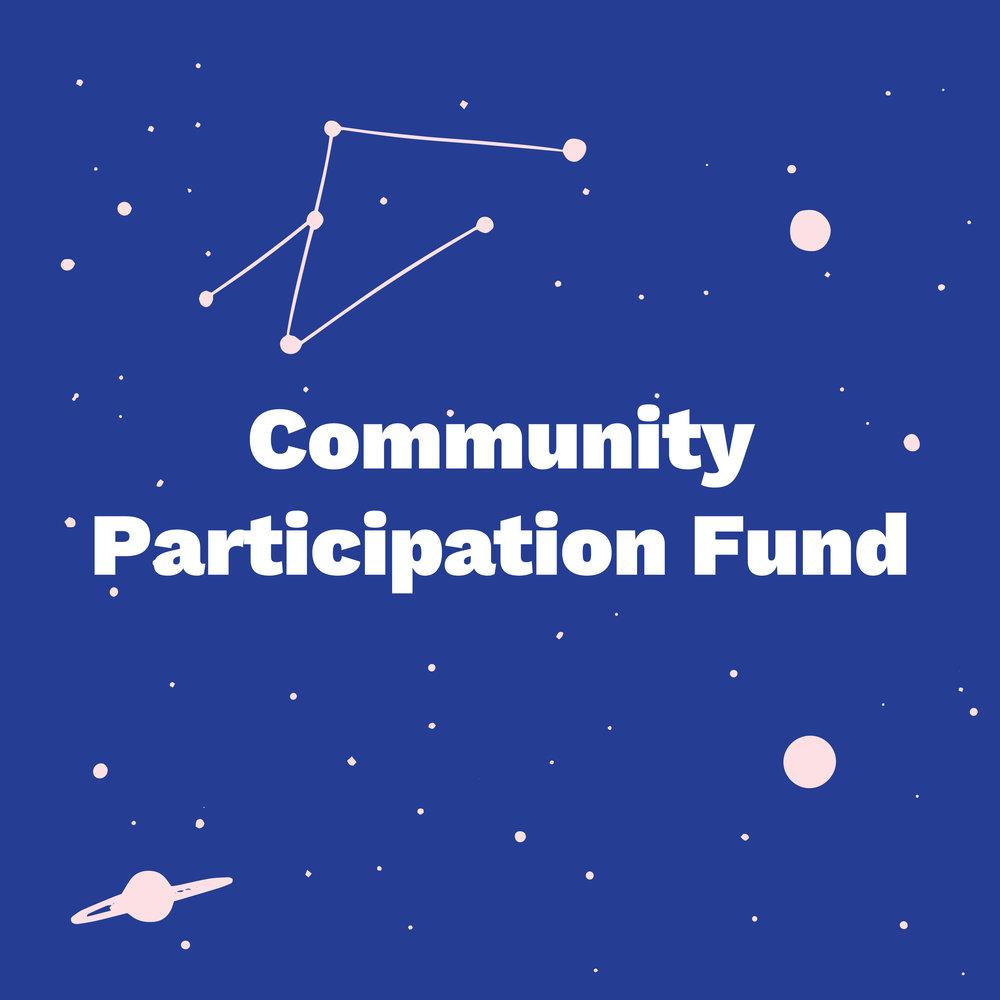 community participation fund