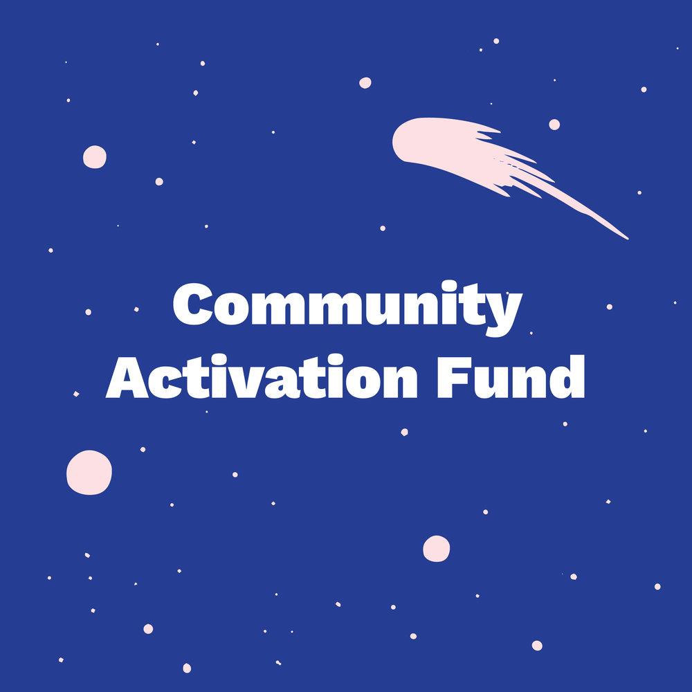 community activation fun