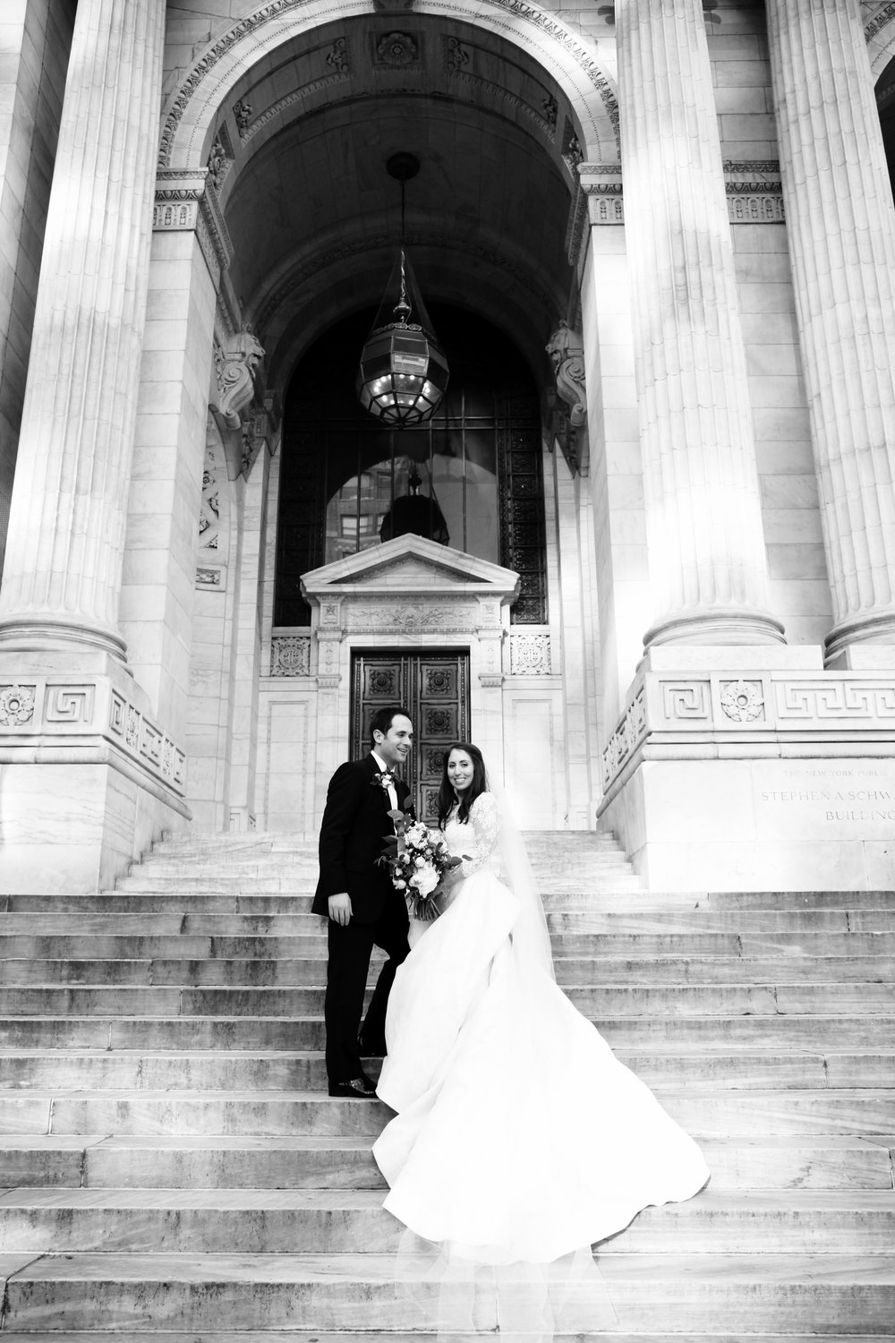 wedding-black-white-new-york-city