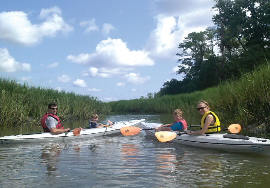 2 Hour Kayak Nature Tour - On this casual tour, you'll explore the local creeks with an Outside Palmetto Bluff naturalist guide. No kayaking experience is necessary. Price Range: $65.00 to $80.00Palmetto Bluff Members: Ask about special member pricing when calling.CALL FOR RESERVATIONS @ 800-686-6996