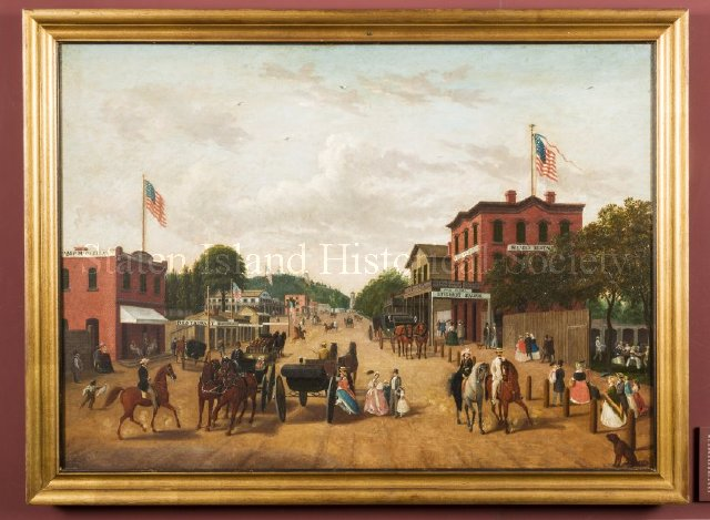 Arietta Street, 1863