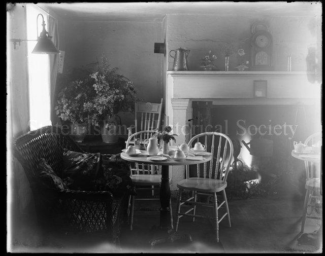 Tea Room, 1922