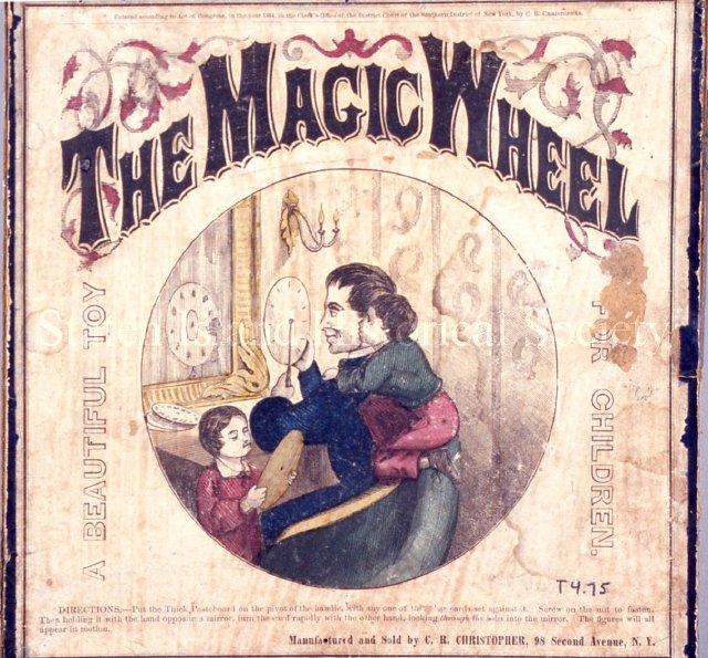 Magic Wheel Toy, 1864